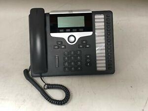 Cisco CP-7861-K9 Voip Telefon 7861 Gebraucht 45 Tage Garantie