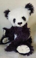 NEU: UNIKAT: *Panda LIANG*, 32 cm von *gelibären*  -