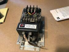 Cutler Hammer, Adjsutable Current Relay, D60LAO