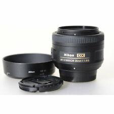 Nikon AF-S Nikkor 35mm 1:1.8G Weitwinkel Objektiv - AFS 1,8/35 G DX