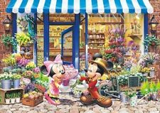 Disney Jigsaw Puzzle 1000 Small pieces DW-1000-393 Minnie Flower Shop