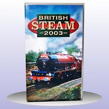 NEW - British Steam 2003 Trains East Lancs Crewe Railway - Buy 1 Get 1 FREE