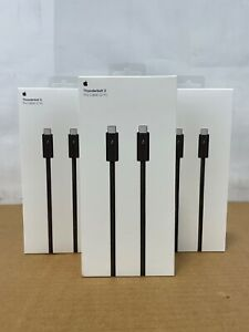 ✅❤️️✅ Apple Thunderbolt 3 Pro Cable 2 meters MWP32AM/A NEW SEALED RETAIL ✅❤️️✅