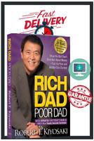 Rich Dad Poor Dad 💰 by Robert Kiyosaki 🚀 Very Fast Delivery 🚀