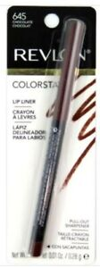 NEW IN PACKAGE REVLON LIP LINER #645 CHOCOLATE COLORSTAY LOW BID 99 CENTS