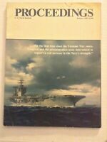 Proceedings US Naval Ins. Mag Gulf Of Sidra Incident January 1982   072119nonrh