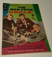 1967 Gold Key Comic The Man From Uncle # 10 VG