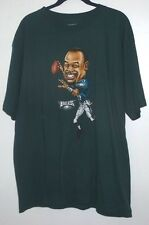 Men's T-Shirt,Eagles,Football,Size L,Green,Women,McNabb,Short Sleeve,Graphic T