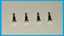 FOUR OEM CASIO G-SHOCK DW9052 BEZEL SHELL CASE COVER SCREWS FITS DW9000 DW8800