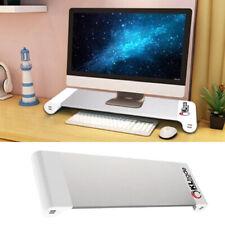 Monitor Stand Space Bar Charger Organizer Schreibtisch 4 USB-Ports + Kabelsatz