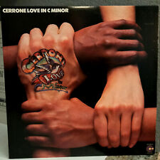 "CERRONE - Love In C Minor - 12"" Vinyl Record LP - EX (Cheesecake)"
