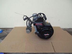 TECUMSEH 5.5HP Go Kart Mini Bike engine (Video)
