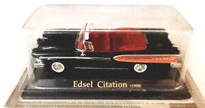 Edsel Citation 1958, 1:43, Road Signature, métal, neuve, voiture miniature