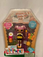 Lalaloopsy Blossom's A Busy Bee  #2 Series 6 #4 Mini Doll Blossom Flowerpot