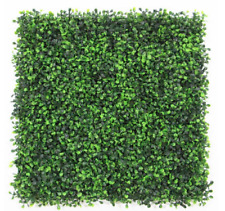 Gorgeous Artificial Grass Boxwood Hedge Greenery Panels,20