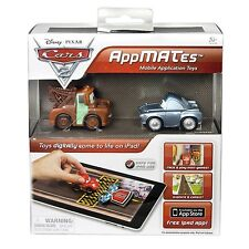 Disney Pixar Cars 2 AppMATes Double Pack for iPad - Mater Brand New!