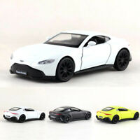 Aston Martin Vantage V8 Sports Car 1:36 Model Car Diecast Toy Vehicle Gift Kids