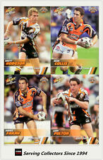 2008 Select NRL Champions Superstar Acetate Gem Card Gc7 Cam Smith