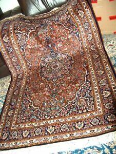 Perserteppich H.geknüpft Carpet Rug sauber sehr guten Zustand Antik gereinigt