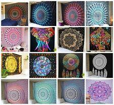 Boho Mandala Tapestry Indian Wall Hanging Wall Tapestry Dorm Decor Throw Blanket
