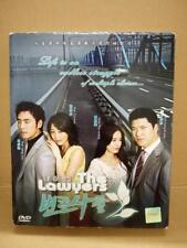 Korean Drama The Lawyers 律师们 Han Go-Eun Kim SungSoo ENG Malay SUB 4x DVD FCB1362