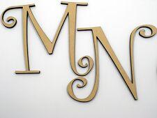 20cm Large Wooden Letter Words Wood Letters Alphabet Name Cur