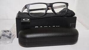 OAKLEY RX Eyeglasses Hyperlink (53) Black Brushed Chrome OX8123-0453 53 17 136