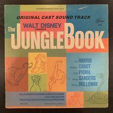 Jungle Book Disney Records Pre 1968 Ebay