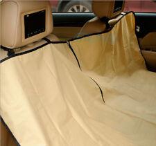 Waterproof Car Rear Back Seat Cover Pet Dog Cat Protector Hammock Mat Travel