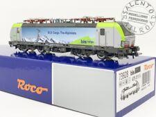 ROCO 73928 locomotiva elettrica 475 411-5 BLS Cargo DCC SOUND
