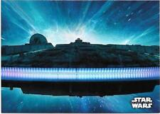 2015 Topps Star Wars The Force Awakens Series 1 Concept Art #8 Jumping to Hyper