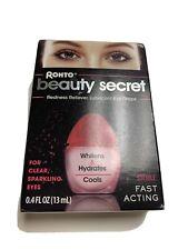 Rohto Beauty Eye Drops Whitening Lubricating Cooling