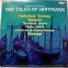 Bonynge - Offenbach's Tales Of Hoffmann LP Mint- OS 26369 Vinyl 1976 Record