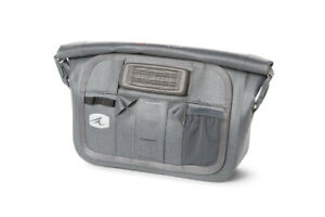 NEW UMPQUA ZS2 WATERPROOF WADER CHEST PACK IN GRAY COLOR FREE US SHIPPING
