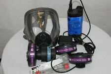 3M 6898PF Powerflow Face-Mounted PAPR Respiratory Protection (Medium) Complete