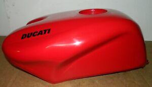 Gas Fuel Petrol Tank Ducati 996 996S 996SPS 748 748S 748R 916 998 998S 998R