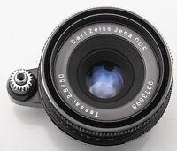 Carl Zeiss Jena DDR Tessar 50mm 50 mm 2.8/50 2.8 1:2.8 - Exa Exakta