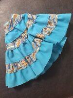 Bratz Doll Clothes Yasmin Original RODEO Blue Cowboy Skirt