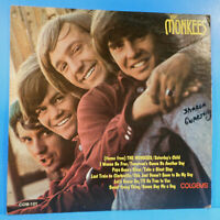 THE MONKEES SELF VINYL LP 1966 MONO ORIGINAL PRESS NICE CONDITION! G+/VG!!A