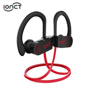 iONCT U8 5.0 Bluetooth headphones IPX7 waterproof AAC wireless earphones sports