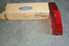 NOS Taillight Lens 1969 1970 Mercury Station Wagon Monterey/Marquis/Colony Park