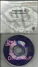 DINOSAUR JR Start Choppin RARE EDIT USA PROMO Radio DJ CD Single J. Mascis J Jr.