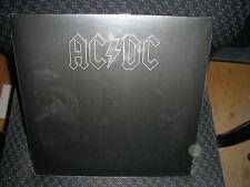 Ac/Dc ***Back In Black **Brand New Record LP Vinyl