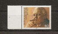 RFA 1987 CHANCELIER LUDWIG ERHARD YT 1140 TP NEUF