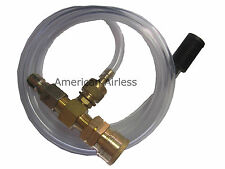 Pressure Washer Chemical Injector With Hose for General AR Comet 20% Draw