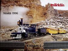 Catalogo MARKLIN Novità 1996 - ITA - Tr.16