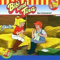 Der Liebesbrief von Bibi und Tina | CD | Zustand akzeptabel