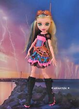 Monster High Dracubecca's FREAKY FUSION Outfit