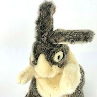 Folkmanis Plush Puppet Baby Dutch Rabbit Easter Bunny Basket Gift Stuffed Toy