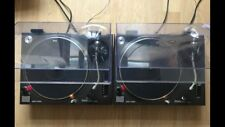 Technics SL 1210's Mk2 Paire
